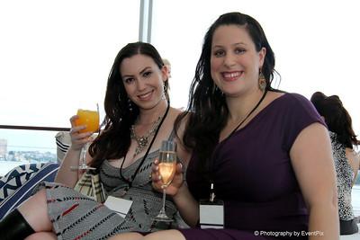 Jessica Reichman and Christina Wickenden (ETF)