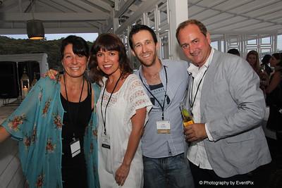Natalie Page (Oneil Photographics), Georgia Blakeney (ETF), Scott Bellingham (Funktionality), Shane O'Neill (Oneill Photographics)