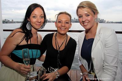 Anastacia Ivery, Marijana Bosnjak and Emma Bell (Merivale)