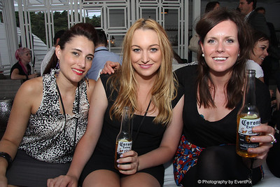 Christie Micallef, Katherine Marson and Sally McNamara (Merivale)