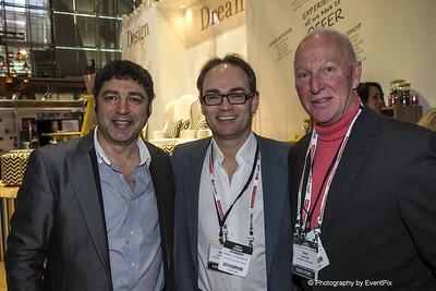 Rob Frank, Darryl Lovegrove and Glen Lehman
