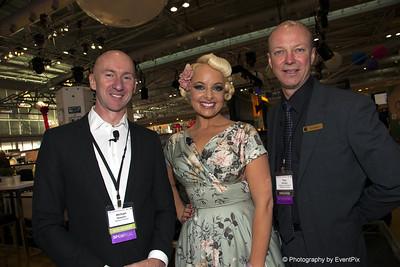Michael Neaylon, Pia Andersen and Paul Davison