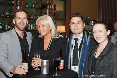 Scott Bellingham (Funktionality), Claire_Lena Miller (Directions), Star Wilkie and Liz Dalton (Flavours Catering + Events)