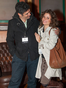 Rob Frank and Elena Torriani (VerveCreative)