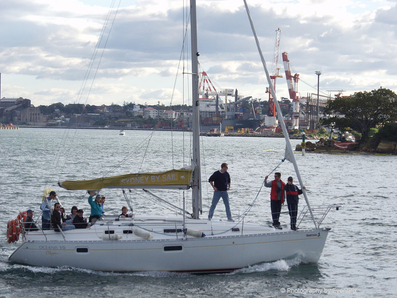 Sydney by Sail