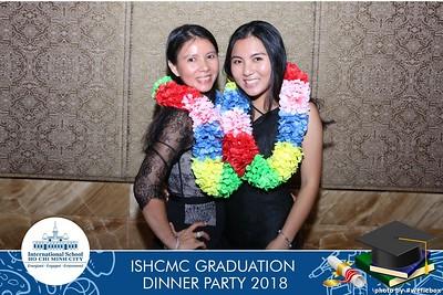ISHCMC Graduation Party 2018 Photobooth