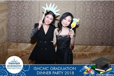 ISHCMC Graduation Party 2018 Photobooth