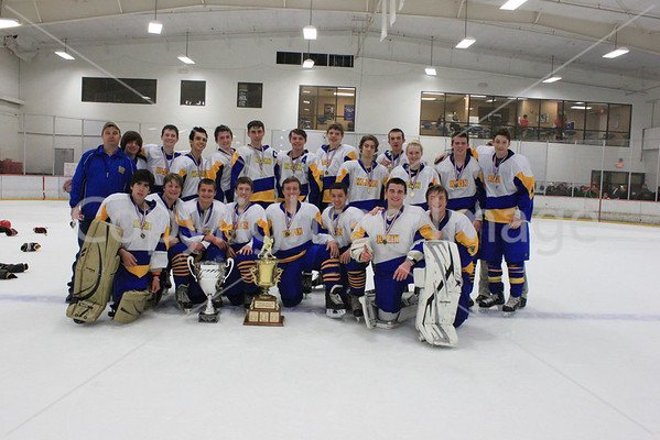 ISHL High School Ice Hockey