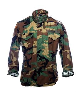 Camo Jacket 001