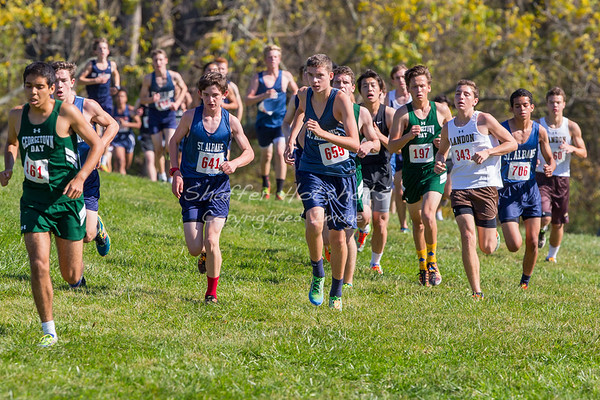 ISL, MAC, IAC  Cross-Country Championships 2014