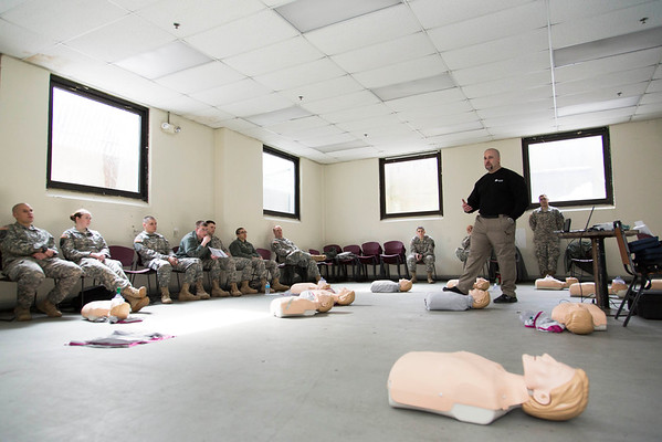 CPR Training Teaneck Armory