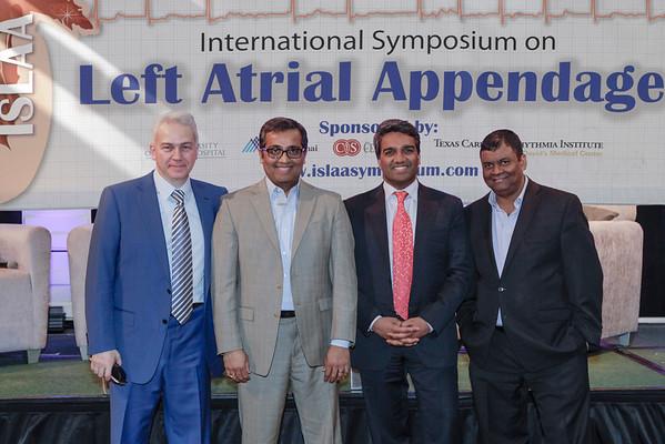 International Symposium on Left Atrial Appendage 2015