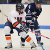 Michael Godwin (MA - 11), TJ Hickey (Andover - 24) - 12/17/2010 -  Flood-Marr Tournament - Milton rolled past Andover 7-0.