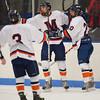 Pat McNally (MA - 4)  , Tyler Edwards (MA - 20),   Jake Turrin (MA -3) - 12/17/2010 -  Flood-Marr Tournament - Milton rolled past Andover 7-0.