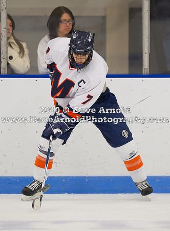 Aaron Deutsch (MA - 7)   - 12/17/2010 -  Flood-Marr Tournament - Milton rolled past Andover 7-0.