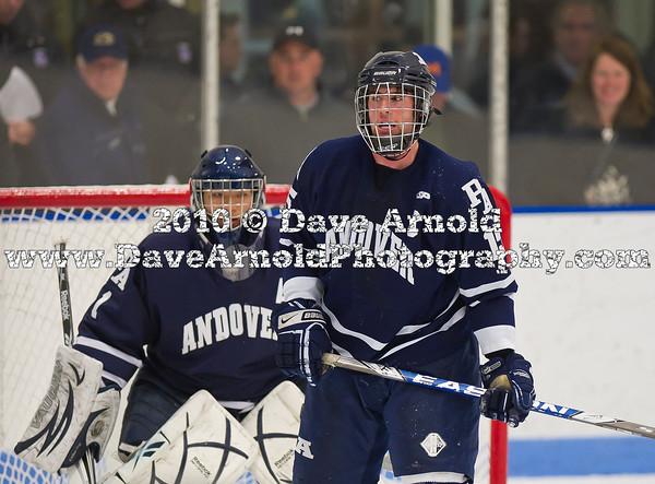 Anthony Baldassari (Andover - 15) - 12/17/2010 -  Flood-Marr Tournament - Milton rolled past Andover 7-0.