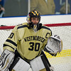 Hotchkiss defeated Westminster 3-2 on the opening day of the 2011 Flood-Marr Tournament on December 16, 2011, at Milton Academy, in Milton, Massachusetts.