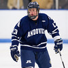 Zachary Weinger (Andover - 13) - 2012 Flood-Marr Round Robin - Milton Boys Varsity Hockey defeated Andover 4-3 on  December 14th, 2012, at Flood Rink in Dedham, Massachusetts.