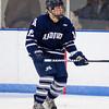 Eric Meyers (Andover - 5) - 2012 Flood-Marr Round Robin - Milton Boys Varsity Hockey defeated Andover 4-3 on  December 14th, 2012, at Flood Rink in Dedham, Massachusetts.