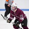 Jason Kalinowski (Salisbury - 20) - 2012 Flood-Marr Round Robin - Kimball Union Boys Varsity Hockey defeated Salisbury 3-2 on  December 14th, 2012, at Flood Rink in Dedham, Massachusetts.