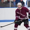 James Gobetz (Salisbury - 27) - 2012 Flood-Marr Round Robin - Kimball Union Boys Varsity Hockey defeated Salisbury 3-2 on  December 14th, 2012, at Flood Rink in Dedham, Massachusetts.