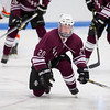 Jason Kalinowski (Salisbury - 20) - 2012 Flood-Marr Round Robin - Kimball Union Boys Varsity Hockey defeated Salisbury 3-2 on  December 14th, 2012, at Flood Rink in Dedham, Massachusetts.