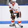 Brendan White (KU - 21) - 2012 Flood-Marr Round Robin - Kimball Union Boys Varsity Hockey defeated Salisbury 3-2 on  December 14th, 2012, at Flood Rink in Dedham, Massachusetts.