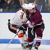 Mitchell Smith (Salisbury - 18) - 2012 Flood-Marr Round Robin - Kimball Union Boys Varsity Hockey defeated Salisbury 3-2 on  December 14th, 2012, at Flood Rink in Dedham, Massachusetts.