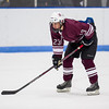 Sean McCarthy (Salisbury - 23) - 2012 Flood-Marr Round Robin - Kimball Union Boys Varsity Hockey defeated Salisbury 3-2 on  December 14th, 2012, at Flood Rink in Dedham, Massachusetts.