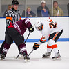 Niko Rufo (KU - 24) - 2012 Flood-Marr Round Robin - Kimball Union Boys Varsity Hockey defeated Salisbury 3-2 on  December 14th, 2012, at Flood Rink in Dedham, Massachusetts.
