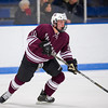 Matt Pugh (Salisbury - 10) - 2012 Flood-Marr Round Robin - Kimball Union Boys Varsity Hockey defeated Salisbury 3-2 on  December 14th, 2012, at Flood Rink in Dedham, Massachusetts.