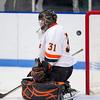 Ryan Lund (KU - 31) - 2012 Flood-Marr Round Robin - Kimball Union Boys Varsity Hockey defeated Salisbury 3-2 on  December 14th, 2012, at Flood Rink in Dedham, Massachusetts.