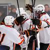 Jonathan Charbonneau (KU - 22),  Nick Roberto (KU - 15),  Doyle Somerby (KU - 27),  Brendan White (KU - 21) - 2012 Flood-Marr Round Robin - Kimball Union Boys Varsity Hockey defeated Salisbury 3-2 on  December 14th, 2012, at Flood Rink in Dedham, Massachusetts.