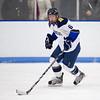 Charlie Dudzik (Hotchkiss - 6) - 2012 Flood-Marr Round Robin - Westminster Boys Varsity Hockey defeated Hotchkiss 3-1 on  December 14th, 2012, at Flood Rink in Dedham, Massachusetts.