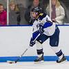 Daniel Camilletti (Hotchkiss - 2) - 2012 Flood-Marr Round Robin - Westminster Boys Varsity Hockey defeated Hotchkiss 3-1 on  December 14th, 2012, at Flood Rink in Dedham, Massachusetts.