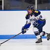 Greg Pezza (Hotchkiss - 19) - 2012 Flood-Marr Round Robin - Westminster Boys Varsity Hockey defeated Hotchkiss 3-1 on  December 14th, 2012, at Flood Rink in Dedham, Massachusetts.