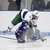 Matt Kane (Deerfield - 3),  J. C. Brassard (Nobles - 2) - 2012 Flood-Marr Round Robin - Noble & Greenough Boys Varsity Hockey defeated Deerfield Academy 3-2 on  December 14th, 2012, at Flood Rink in Dedham, Massachusetts.