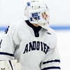 Flood-Marr: Andover defeated Nobles 5-4 in overtime, to finish in fifth place the 2016 Flood-Marr Tournament, on December 18, 2016 at Noble & Greenough in Dedham, Massachusetts.
