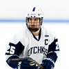 Flood-Marr: Salisbury defeated Hotchkiss 5-1, to finish in seventh place the 2016 Flood-Marr Tournament, on December 18, 2016 at Noble & Greenough in Dedham, Massachusetts.
