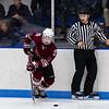 Boys Varsity Hockey: Flood-Marr Championship - Salisbury defeated Andover 4-3 on December 16, 2018 at Noble & Greenough in Dedham, Massachusetts.