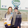 Frozen Fenway: Nobles defeated BB&N 4-1 on January 10, 2017 at Fenway Park in Boston, Massachusetts.