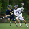 Belmont Hill Boys Varsity Lacrosse defeated BB&N 10-5 on May 24, 2013, at Buckingham, Browne & Nichols in Cambridge, Massachusetts.