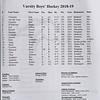 Boys Varsity Hockey: Flood-Marr - Hotchkiss defeated Milton 2-0 on December 14, 2018 at Noble & Greenough in Dedham, Massachusetts.