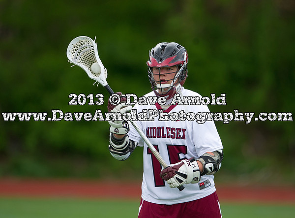 Belmont Hill Varsity Lacrosse defeated Middlesex 14-7 on May 18, 2013, at Belmont Hill in Belmont, Massachusetts.