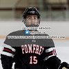 Boys Varsity Hockey: Pomfret defeated Berwick 7-2 on December 23, 2017 at Tabor Academy in Marion, Massachusetts.