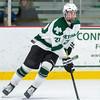 Boys Varsity Hockey:  Hebron defeated Berwick 4-3 on January 31, 2020 at the Dover Ice Arena in Dover, New Hampshire.