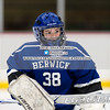 Girls Varsity Hockey: Berwick Academy defeated Hebron 4-3 on February 22, 2018, at the Dover Ice Arena in Dover, New Hampshire.