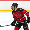 Boys Hockey:  St. Sebastian's Freshman vs Brooks JV in action on January 29, St. Sebastian's in Needham, Massachusetts.
