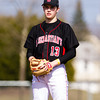 St. Sebastian's Varsity Baseball defeated Dexter 9-2 on April 2, 2014, at St. Sebastian's in Needham, Massachusetts.
