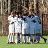 Boys Varsity Soccer: NEPSAC Class B Quarterfinal - Middlesex defeated Groton 1-0 on November 14, 2018 at Middlesex School in Concord, Massachusetts.